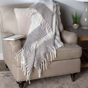 Allen + Roth Throw Blanket